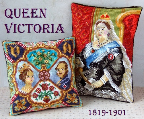 Queen_Victoria_Cross_Stitch_Kits