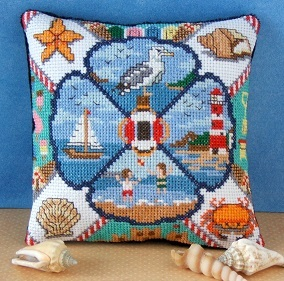 Beside_the_Seaside_Mini_Cushion_Cross_Stitch_Kit
