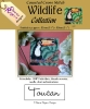 Toucan Cross Stitch Picture Kit