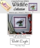 Bald Eagle Cross Stitch Picture Kit
