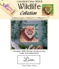 Lion Cross Stitch Picture Kit