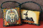 Tutankhamun and Anubis Hanging Decorations Kit