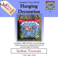 Indian Treasure Hanging Decoration