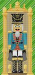 The Nutcracker Picture Cross Stitch Chart Pack