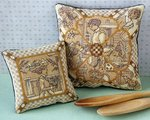 Vintage Ladies Cross Stitch Collection