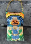Scary Scarecrow Hanging Decoration Cross Stitch Kit