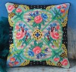 Midsummer Night's Dream Mini Cushion Cross Stitch Kit