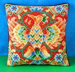 Rise of the Phoenix Mini Cushion Cross Stitch Kit