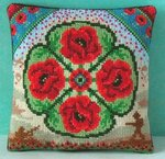 Remembrance Mini Cushion Cross Stitch Kit