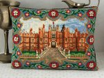 Hampton Court Palace Mini Cushion Cross Stitch Kit