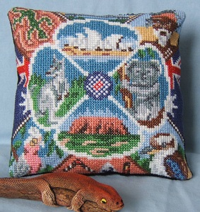 Australia Walkabout Mini Cushion Kit