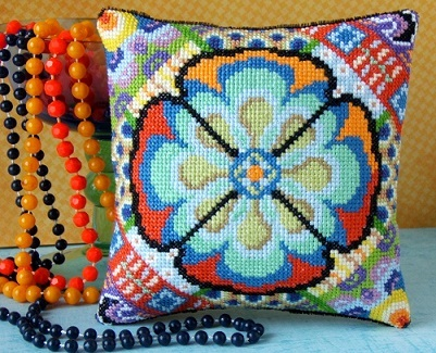 60s_Style_Mini_Cushion_Cross_Stitch_Kit