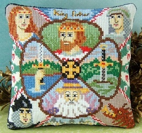King_Arthur_Cross_Stitch_Kit