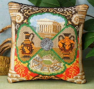 Ancient_Greece_Mini_Cushion_Cross_Stitch_Kit
