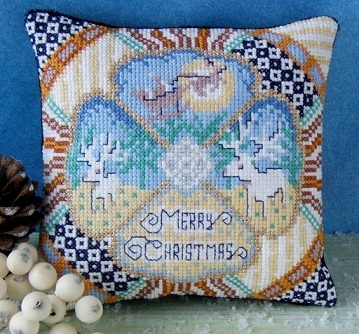 Christmas_Glitz_Mini_Cushion_Cross_Stitch_Kit