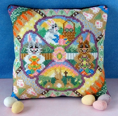 Easter_Bunnies_Cross_Stitch_Kit