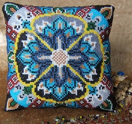 Arabian Night Mini Cushion Kit
