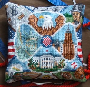 Heart of America Mini Cushion Kit