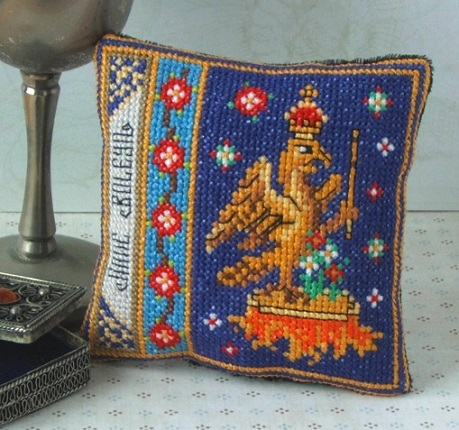 Anne_Boleyn_PIncushion_Cross_Stitch_Kit
